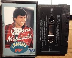 # MC / Audiocassetta: Gianni Morandi - I MASTERS - RAI - RA1 - Cassette