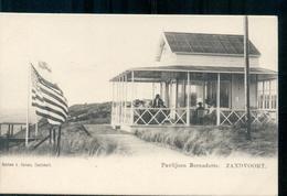 Zandvoort - Paviljoen Bernadette - 1900 - Zandvoort