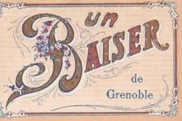 Un Baiser De Grenoble - Grenoble