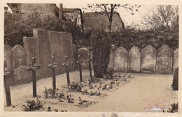 AK Amrum - Nebel - Ehrenfriedhof An Der St. Clemenskirche - 1951 (34440) - Nordfriesland