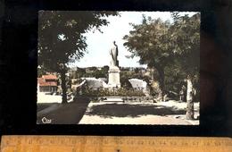 SERVIAN Hérault 34 : Square Du Monument  1968 - Frankreich