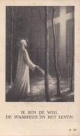 Oud Doodsprentje Henricus Van Roosendael (x Van Hemeldonck ) ° Begijnendijk 1884 - Edegem 1941 Oud-Strijder 1914-18 - Images Religieuses