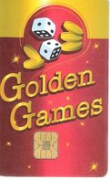 BELGIO KEY CASINO Golden Games -  Mechelen - Casino Cards