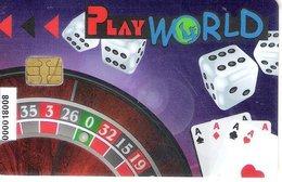 BELGIO KEY CASINO Play World -  Antwerpen - Casino Cards