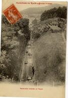 88 Carrières De RAON-L'ETAPE - Tranchée D'Accès Au Trapp (wagonnets) - Raon L'Etape