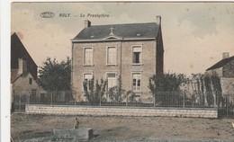 Roly ,le Presbytère , Colorisée - Philippeville