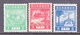 JAPANESE  OCCUP.  MALAYA  N 30-2  * - Great Britain (former Colonies & Protectorates)