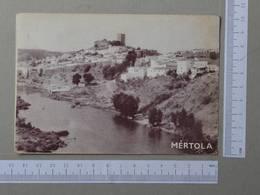 PORTUGAL - CASTELO -  MERTOLA -   2 SCANS  - (Nº22318) - Beja