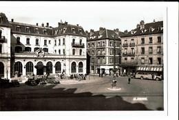 Grenoble Place Vaucanson  Format 9x14 Edition La Cigogne - Grenoble