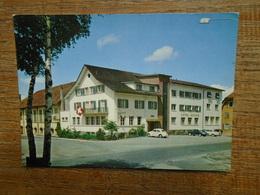 Suisse , Reiden , Hôtel-restaurant Sonne - LU Lucerne