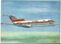 Cubana Cuba , Airlines Aviation  YAK-40 , Since 1977 - 1946-....: Moderne