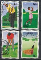 °°° KENYA - Y&T N°605/8 - 1995 °°° - Kenia (1963-...)