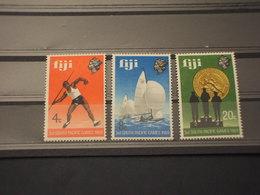 FIJI - 1969 SPORT 3 VALORI - NUOVI(++) - Fiji (1970-...)