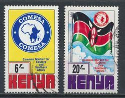 °°° KENYA - Y&T N°681/82 - 1997 °°° - Kenia (1963-...)