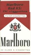 Marlboro / Offre Promotionel Promotie Voorstel Promotional Offer - Documents