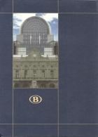 België Belgique 2001 / Feuillet + Couverture / Blok In Mapje - 1952-....