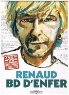 RENAUD SECHAN B.D D'ENFER. - Books, Magazines, Comics