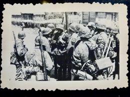 PHOTO WW2 WWII : Elite WAFFEN Camo                 //1.17 - Guerra, Militari