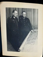 PHOTO WW2 WWII : ERWIN ROMMEL - DESERT FOX         //1.10 - Guerra, Militares