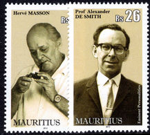 Mauritius 2013 Eminent Personalities Unmounted Mint. - Mauritius (1968-...)
