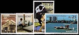 Mauritius 2012 Customs Services Unmounted Mint. - Mauritius (1968-...)