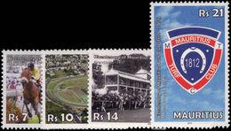 Mauritius 2012 Turf Club Unmounted Mint. - Mauritius (1968-...)