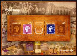 Mauritius 2012 Postal Services Souvenir Sheet Unmounted Mint. - Mauritius (1968-...)