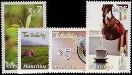 Mauritius 2011 Tea Industry Unmounted Mint. - Mauritius (1968-...)