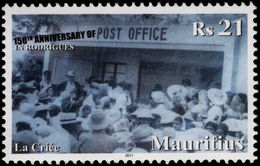 Mauritius 2011 Rodrigues Post Office Unmounted Mint. - Mauritius (1968-...)