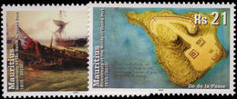 Mauritius 2010 Battle Of Grand Port Unmounted Mint. - Mauritius (1968-...)
