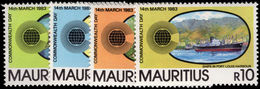 Mauritius 1983 Commonwealth Day Unmounted Mint. - Mauritius (1968-...)