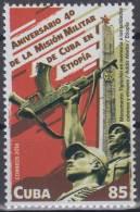 2018.37 CUBA 2018 MNH MISION MILITAR EN ETIOPIA ETHIOPIA. - Cuba