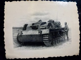 PHOTO WW2 WWII : CANON D'ASSAUT ** StuH 42 **       //1.22 - Guerre, Militaire