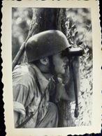 PHOTO WW2 WWII : FALLSCHIRMJAGER - LUFTWAFFE             //1.39 - Krieg, Militär
