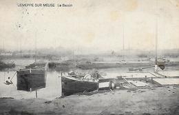 Belgique)   JEMEPPE Sur MEUSE  - Le Bassin - Seraing
