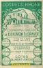 COOPERATIVE VINICOLE DE BEAUMONT D' ORANGE / COTES DU RHONE ET DU MONT VENTOUX  / PUB 1947 - Vieux Papiers