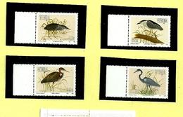 Venda - 1993 Herons Full Set Of 4 MNH - Venda