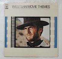 Vinyl LP:  Western Movies Themes CBS Sony FCPA-110 JPN - Soundtracks, Film Music