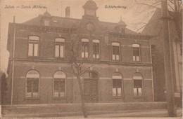 Julich - Juelich - Cercle Militaire - Soldatenkring ;8 E Régiment De Ligne; (  Editeur : M.Cassan , Aix-La-Chapelle) - Juelich