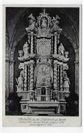 (RECTO / VERSO) GESEKE EN 1936 - HOCHALTAR IN DER STIFTSKIRCHE - LEGERS PLIS - BEAU CACHET ET TIMBRE ALLEMAND - CPA - Soest