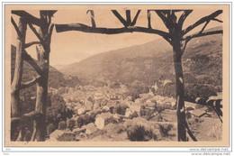 09. Ariège :  Ax Les Thermes : Vue Générale . - Ax Les Thermes