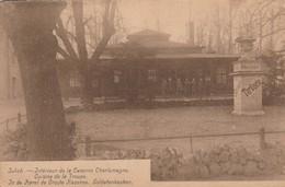 Julich - Juelich;Caserne Charlemagne,cuisine;Karel De Groote Kazerne,soldatenkeuken,8 E Régiment De Ligne( M.Cassan) - Juelich