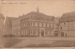 Julich - Juelich; Hotel De Ville , Stadhuis( M.Cassan ; Aix-La-Chapelle) - Juelich