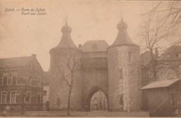 Julich - Juelich;Porte De Julich,Ingang Van Julich(M.Cassan;Aix-La-Chapelle)(Hexenturm) (EXP:Materne 8 E Régiment Ligne) - Juelich