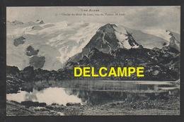 DD / 38 ISERE / LES DEUX ALPES / GLACIER DU MONT DE LANS, VU DU PLATEAU DE PARIS - France