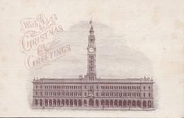 Australien: Christmas Card NSW - Ganzsache - Australia