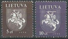 LITAUEN 1994 Mi-Nr. 553/54 ** MNH - Lithuania