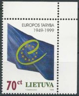 LITAUEN 1999 Mi-Nr. 695 ** MNH - Lituanie