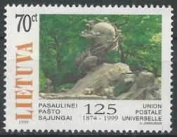 LITAUEN 1999 Mi-Nr. 700 ** MNH - Lithuania