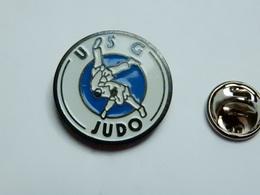 Beau Pin's , Judo , USG , Grigny - Judo
